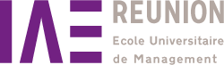 Logo IAE Réunion - Ecole Universitaire de Management