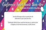 Conférence Sport Santé Bien-Être - Mutua...