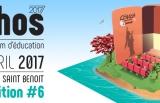 FESTIVAL Les Echos 2017 du 3 au 8 avril