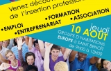 Forum Insertion professionnelle (10 août...