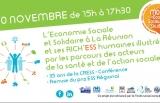 MOIS DE L'ESS 2017 : L'Economie Sociale ...