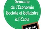 LA « SEMAINE DE L'ESS À L'ÉCOLE » : 26 a...