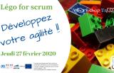 27 février 2020 - Workshop TrESS : Légo ...