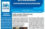 Lettre ENSEMBLE Edition Spéciale 2004