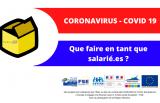 CORONAVIRUS (COVID-19) : Que faire en ta...