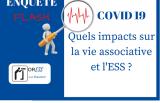 Enquête : Quels impacts de la covid 19 sur l'ESS et la vie associative ?