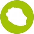 Cartographie des associations employeuses de la Réunion 2012