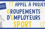 Appel à projets - Groupements d'Employeurs SPORT