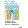 Les propositions pour l'élection présidentielle - ESS France