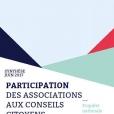 Participation des associations aux conseils citoyens (Juin 2017)