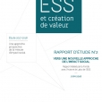 ESS et création de valeur : Vers une nouvelle approche de l'impact social, rapport d'étude n°2 (Juin 2018)