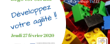 Workshop TrESS - Légo for Scrum - le 27 février 2020