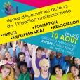 Forum Insertion professionnelle (10 août, Saint-Benoit)