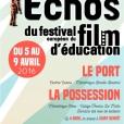 Les 5èmes Echos du Festival du Film d'Education 2016 !