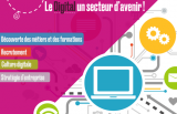 Rallye des métiers - Le Digital, un secteur d'avenir !