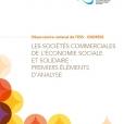 LES SOCIETES COMMERCIALES DE L'ECONOMIE SOCIALE ET SOLIDAIRE : PREMIERS ELEMENTS D'ANALYSE