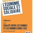 Lancement de l'OBSERVATOIRE dynamique de l'egalité et de la parité femmes hommes dans l'ESS
